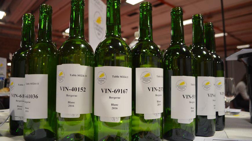 Salon de l 39 agriculture les vins du p rigord d crochent - Salon de l agriculture resultat concours ...