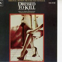 """The Shower [Theme From """"Dressed To Kill""""]"""