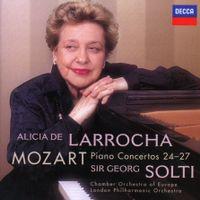Concerto n°25 en Ut Maj K 503 : Allegretto - pour piano et orchestre