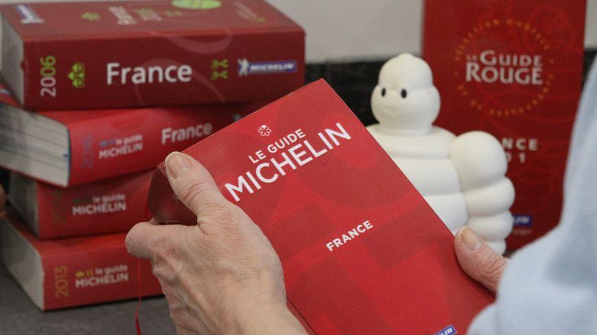 guide michelin les 233toil233s en languedocroussillon