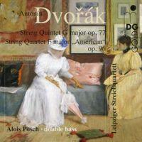 Quatuor à cordes n°12 en Fa Maj op 96 B 179 (Américain) : Lento
