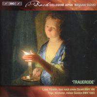 Cantate BWV 53 : Schlage doch gewünschte Stunde - pour contre-ténor cordes cloches et basse continue