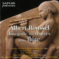 Sérénade op 30 : Andante - pour flûte traversière harpe violon alto et violoncelle