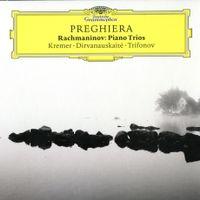 Preghiera (Concerto pour piano n°2 : Adagio) - arrangement pour violon et piano