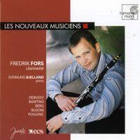 Elégie pour clarinette et piano op.10