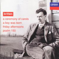 Friday afternoons op 7 pour choeur et piano : Begonedull care