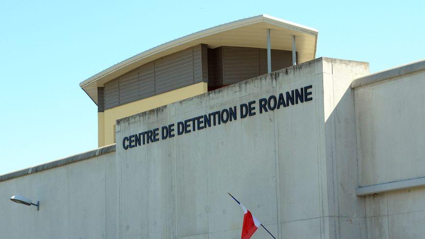 Centre de détention de Roanne.
