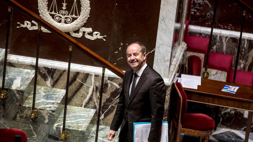 Jean-Jacques Urvoas à l'assemblée nationale