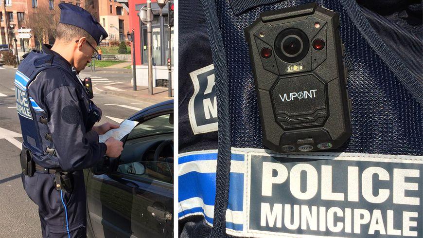 Roubaix les policiers municipaux exp rimentent d j les - Grilles indiciaires police municipale ...