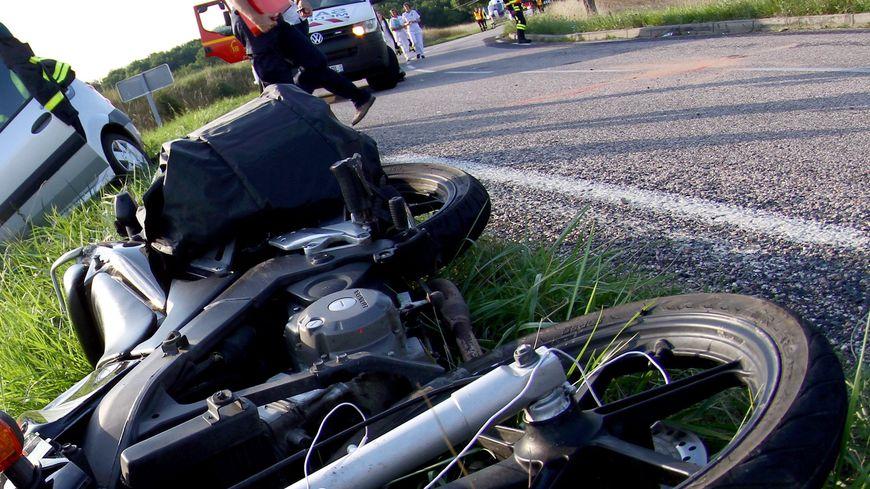 L'accident s'est produit samedi soir à 18h10 à Pouligney-Lusans.