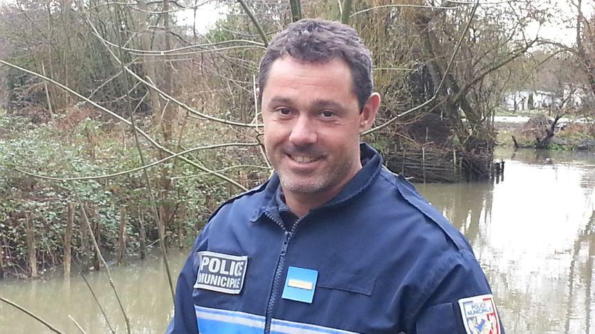 Pascal, l'éco-garde, des marais de Bourges - Radio France