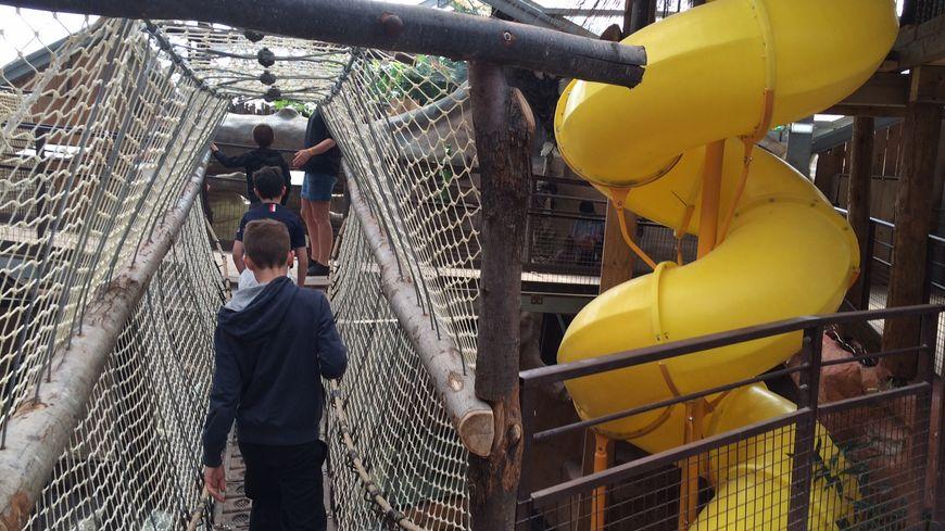 Pierrelatte La Ferme Aux Crocodiles Cr E Un Espace Aventure Pour Les Enfants