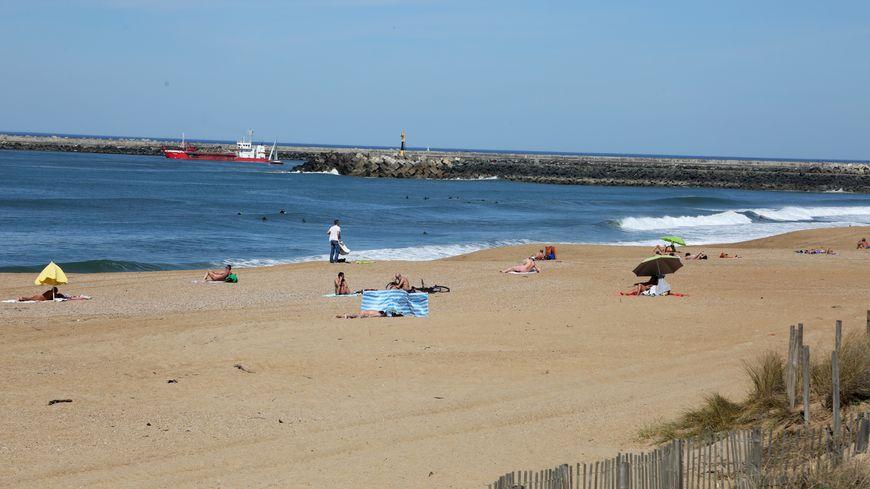 Lisez la plus belle plage du pays basque la plage des dunes anglet - Plage de la chambre d amour ...