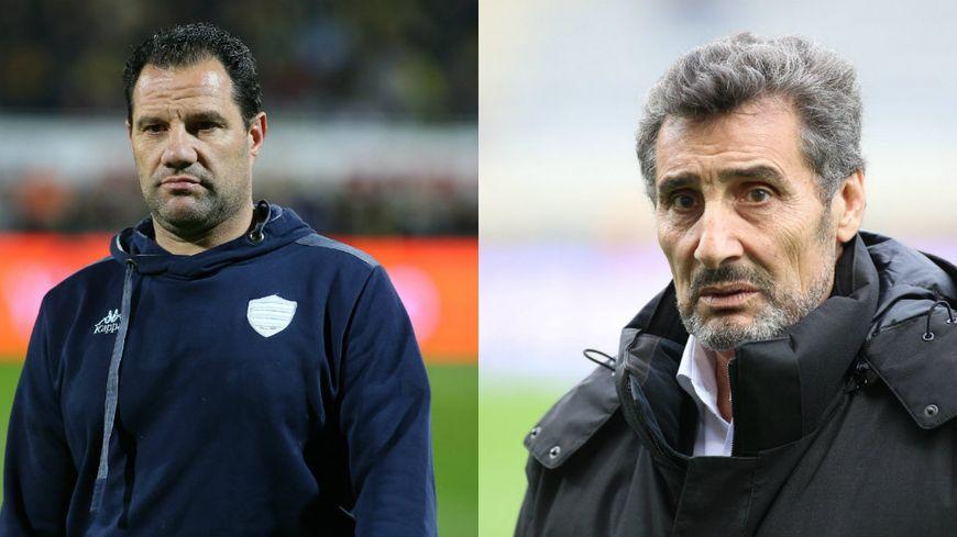 TOP 14 : l'entraîneur du Racing 92 accuse Mohed Altrad après la victoire de Montpellier