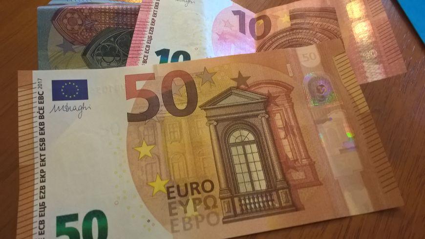 un nouveau billet de 50 euros pour viter la contrefa on. Black Bedroom Furniture Sets. Home Design Ideas