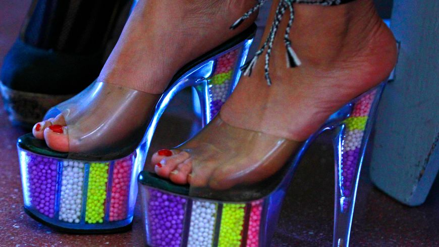 Chaussures prostitution