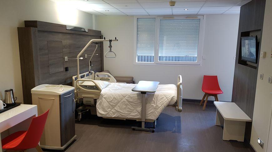 Limoges la maternit des emailleurs cr e une chambre for La chambre 13 hopital