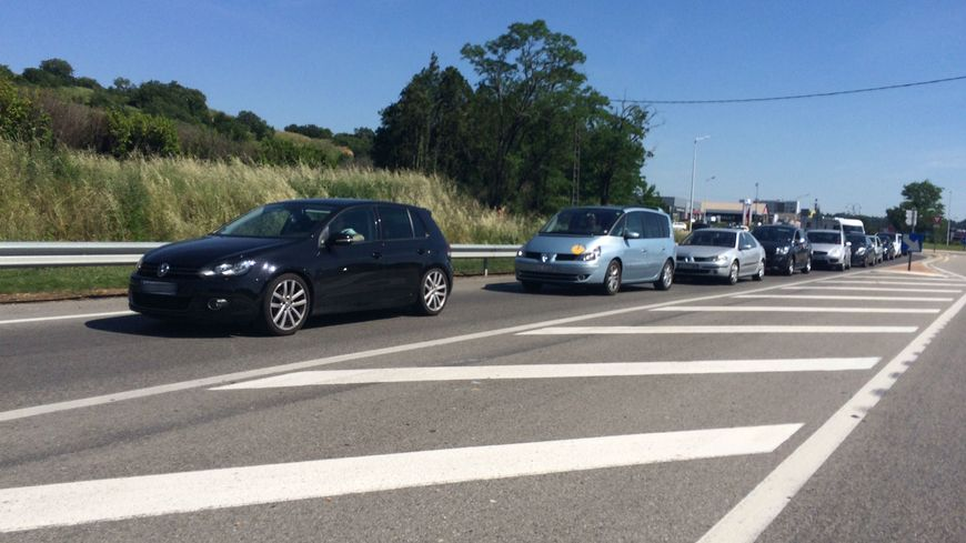 Week end de l 39 ascension retour tr s difficile sur l 39 autoroute a7 et france bleu - Week end de l ascension 2017 ...