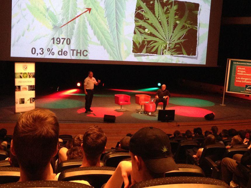 La consommation de cannabis en forte hausse chez les jeunes - Radio France