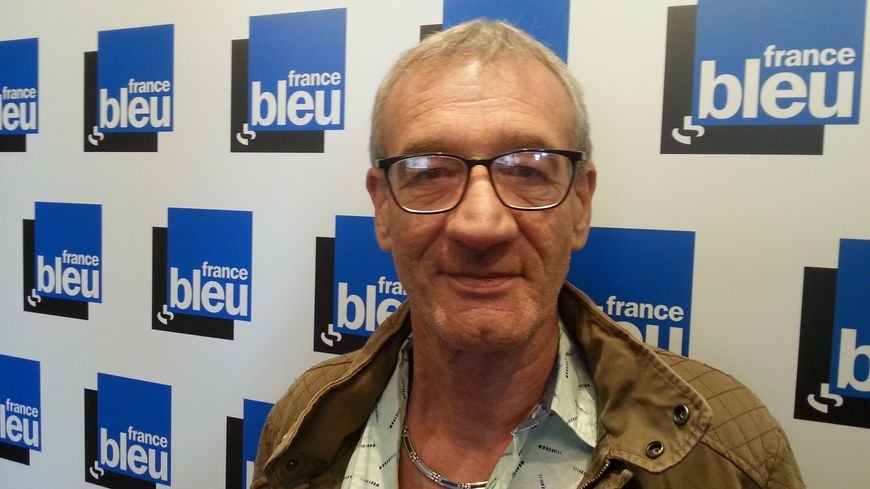 Denis Pesce, secrétaire de la CGT en Moselle.