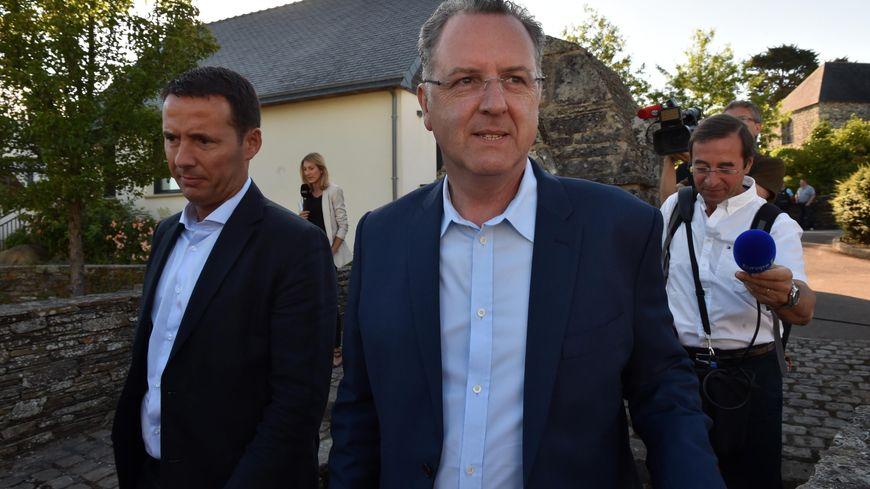 Richard Ferrand ne sera resté qu'un mois au sein du gouvernement