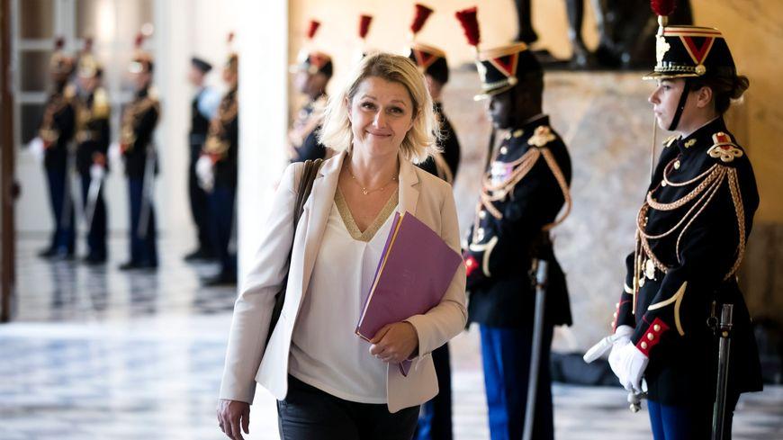 Barbara Pompili, députée LREM de la Somme, devient présidente de la commission développement durable et aménagement du territoire