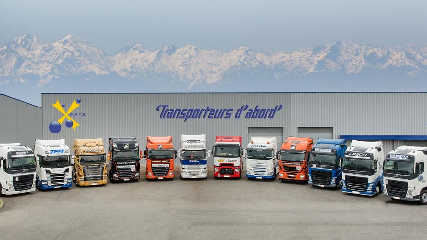 La Asociación de Transportistas Toulouse reúne a 11 empresas familiares, y aproximadamente 830 puestos de trabajo.