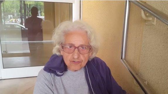 Nadine a été expulsée de son logement le 12 juillet
