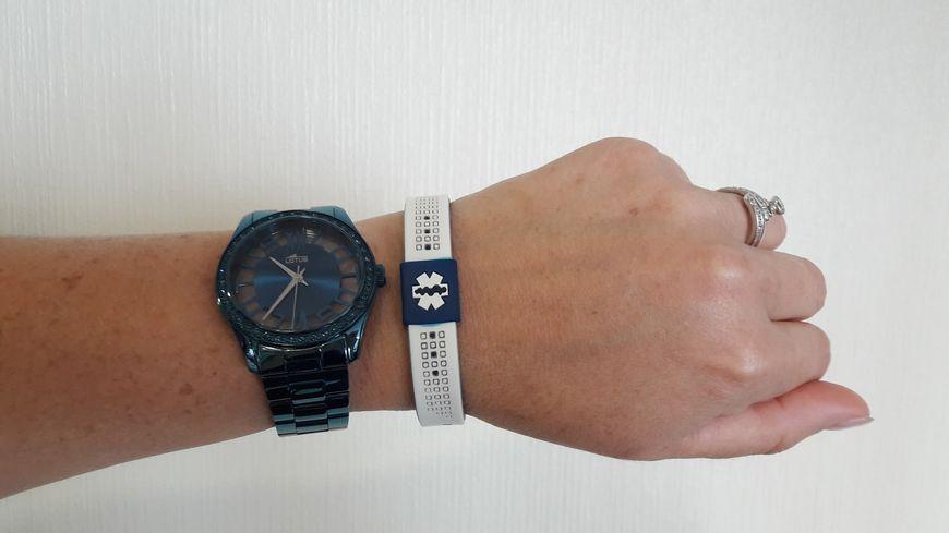 Bracelet électronique - Secours