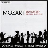 Sérénade n°13 en Sol Maj K 525 (Une petite musique de nuit) : 2. Romance - pour orchestre à cordes