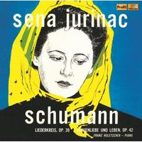 Frauenliebe und leben op 42 (L'amour et la vie d'une femme) : 2. Er der Herrlichste von allen - pour soprano et piano