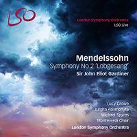 Symphonie n°2 en Si bémol Maj op 52 Lobgesang : Sinfonia : Allegretto un poco agitato