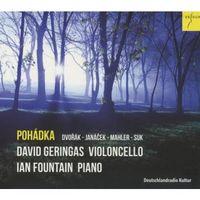 Pohadka pour violoncelle et piano JW VII/5 : 1. Con moto - Un poco più mosso