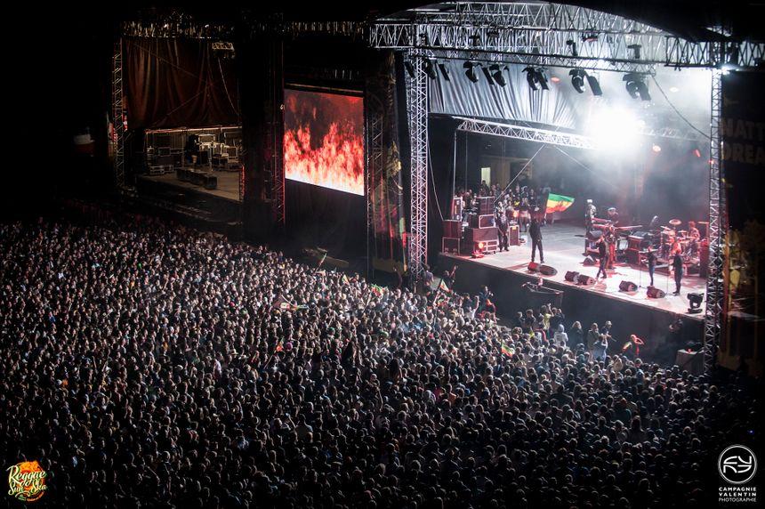 La jauge maximale est fixée à 27 000 festivaliers par jour - Radio France