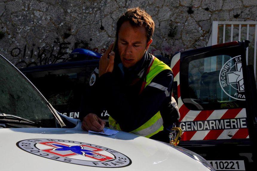 Une alerte PGHM : deux personnes coincées dans le massif de la tête de chien, au-dessus de Monaco. - Aucun(e)