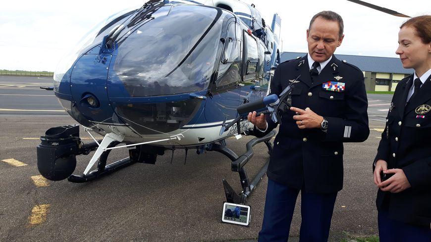 La section aérienne de la gendarmerie de Rennes sera bientôt dotée de ce type de drones