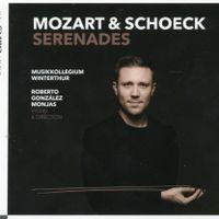 Sérénade op 1 - pour petit orchestre