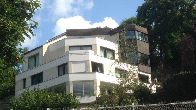 La villa de Neymar est construite sur les hauteurs de Bougival (78).