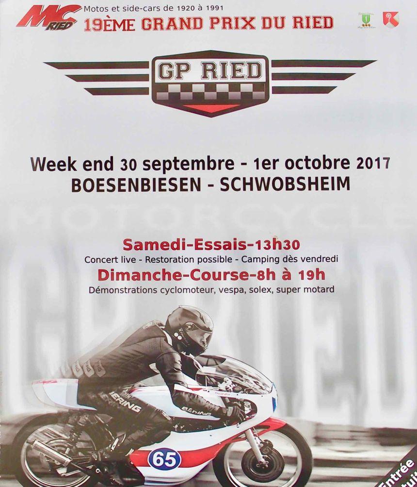 Boesenbiesen, la course - Radio France