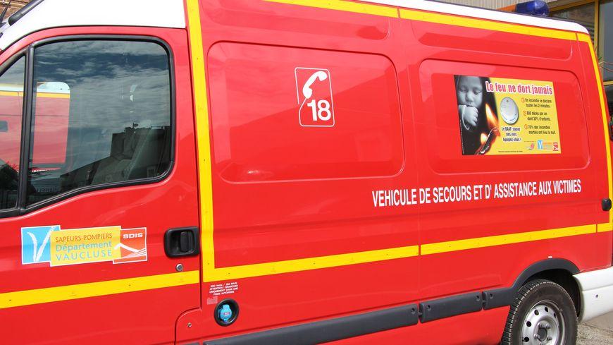 VASB des pompiers de Vaucluse (illustration)